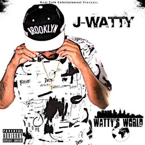 "#NewMixtape ""Watty's World"" by J-Watty  I #NewMusic #Hiphop #Rap #Chicago"