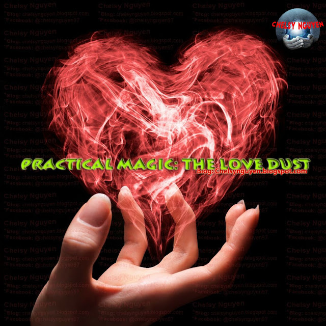 Magic love dust | Love dust Recipe | Công thức tạo bụi phép thuật Tình yêu