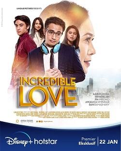 Download Film Incredible Love (2021) Full Movie Sub Indo
