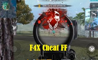 F4X adalah aplikasi yang bisa cheat Free Fire. Aplikasi ini udah di yakini benar - benar bisa cheat Free Fire karena banyak youtuber yang membuktikannya. Download F4X Apk Cheat Free Fire versi terbaru dan cara menggunakannya.