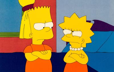 Familias animadas, Parte VII: Los Simpson (Dos)