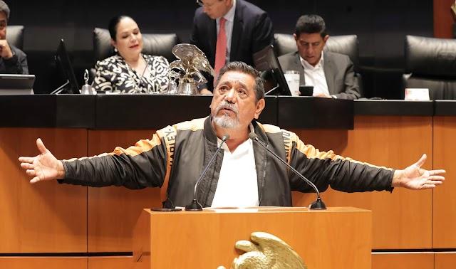 Senado reconoce labor de Fuerzas Armadas Mexicanas