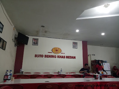soto bening Haji Anwar Sulaiman Medan
