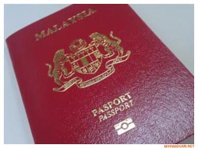 Permohonan Pembaharuan Pasport Online Melalui MyOnline Pasport