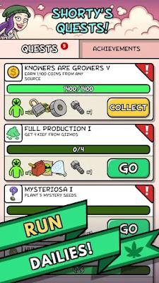 BUD FARM: 420 (MOD, CURRENCY/XP) APK DOWNLOAD