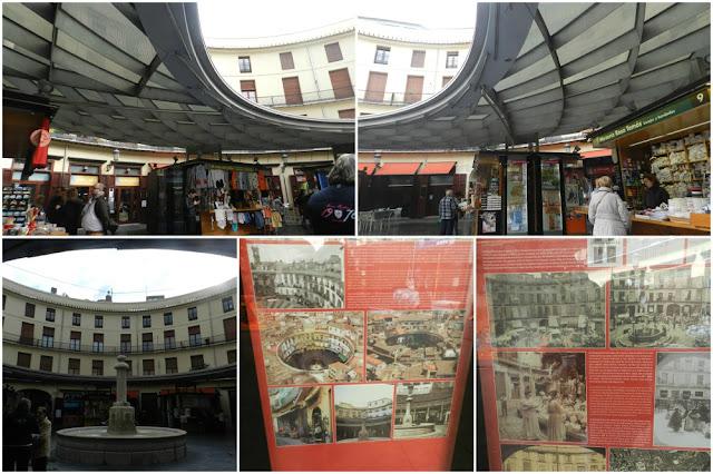 Valência (Espanha) em 5 praças! Plaza Redonda