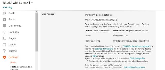 freenome free domain name blogger