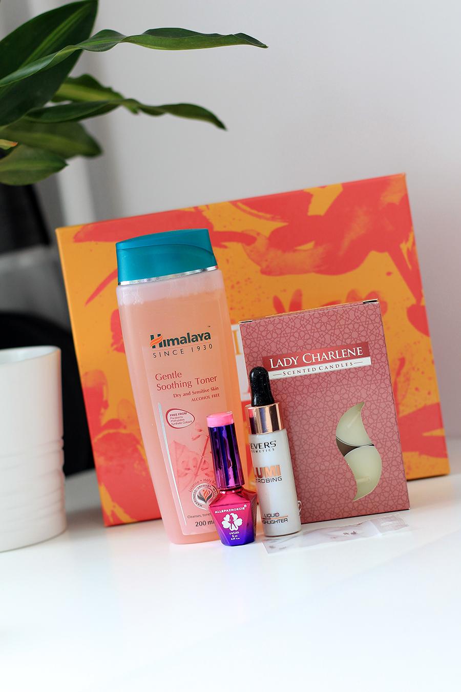Kwietniowy ShinyBox | Spring Kiss
