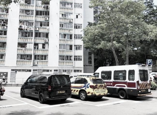 Pria 78 Tahun Jatuh dari Ketinggian di Kwong Yee House di Tai Po