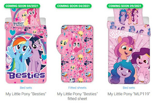 Jerry Fabrics 2021 My Little Pony Line-Up
