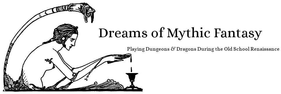Dreams of Mythic Fantasy