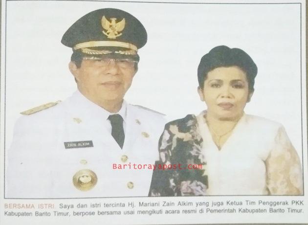 Mengungkap Jati Diri Drs H Zain Alkim, Dimulai dari Keluarga Religius di Desa Magantis