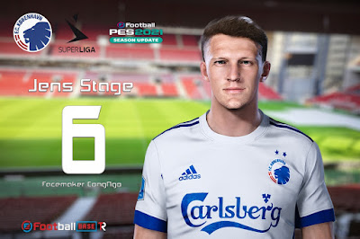 PES 2021 Faces Jens Stage by CongNgo