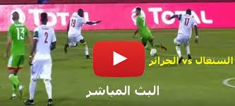 شاهد من الان البث المباشر لنهائي كاس افريقيا الجزائر والسنغال مباشرة نهائي القرن