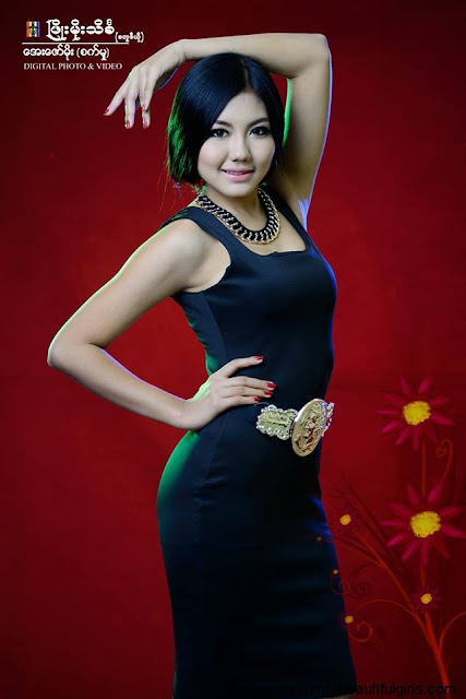 New Face Actress- May Myint Mo