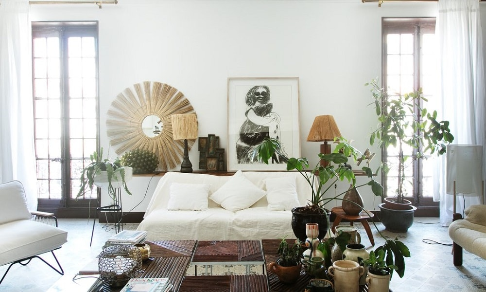 Apartment in Marseille with a touch of the South