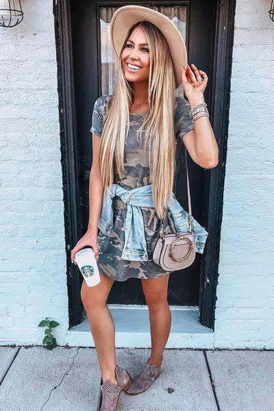30 Trendy Fall Clothing Ideas for Every Day of Month   Safe Haven for my Heart Dress