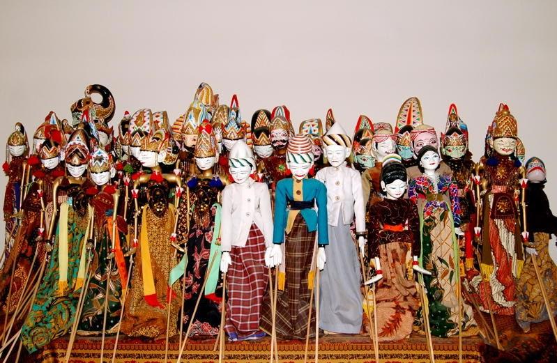 Bentuk Kesenian Tradisional Wilayah Jawa Barat
