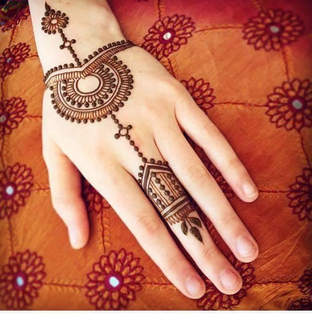 Elegant Mehndi Henna Designs 2016 L Hand Henna Patterns 2016