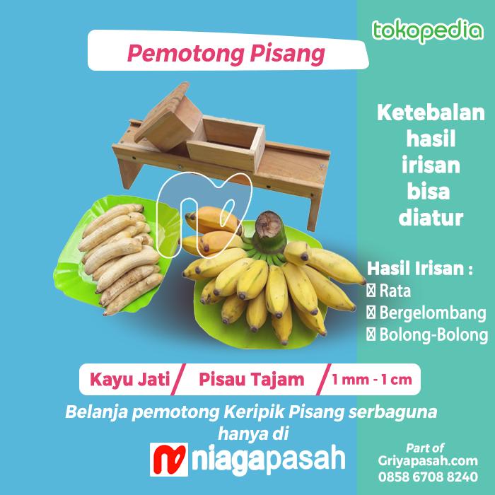 pemotong pisang serbaguna