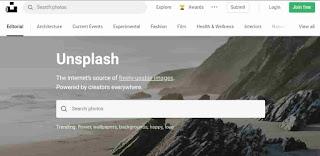 Unsplash free royalty images