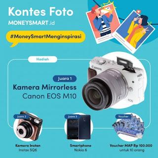 Ikuti Kontes F.idoto MoneySmart