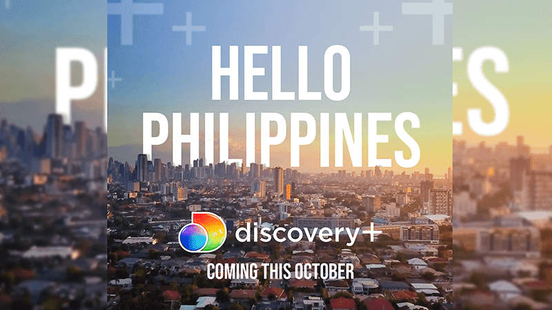 discovery+ launches in the Philippines—inks exclusive partnership with Globe