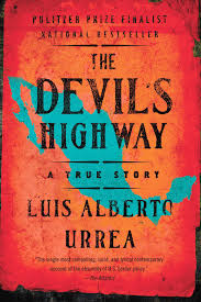 https://www.goodreads.com/book/show/91359.The_Devil_s_Highway?ac=1&from_search=true