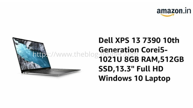 Dell XPS 13 7390 10th Generation