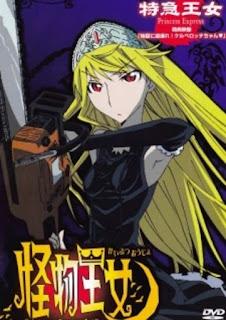 Công Chúa Phục Sinh  - Kaibutsu Oujo OVA VietSub (2013)