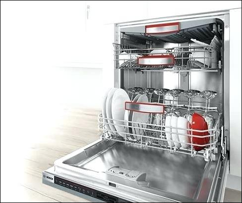 Daily Tools: Bosch Dishwasher Silence Plus 44 Dba Reset