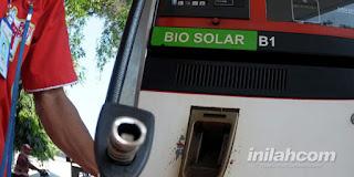 Hitung-hitungan KESDM untuk Naikkan Harga Solar