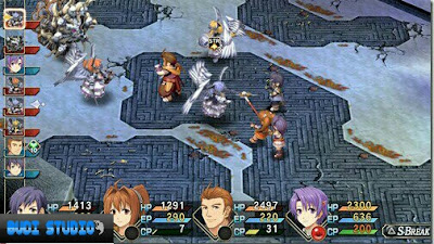 The Legend of Heroes: Trails in the Sky SC PPSSPP PSP 3