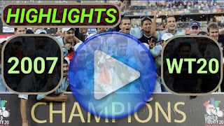 ICC WT20 2007 Video Highlights