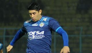 Persib Siap Rekrut Esteban Vizcarra