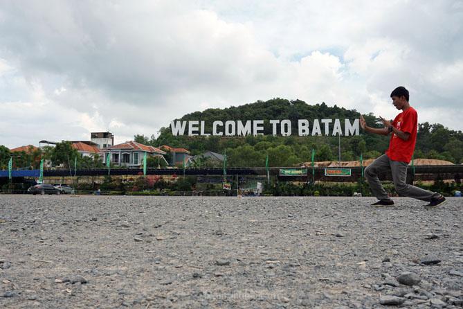 Foto ala-ala di Bukit Clara Batam