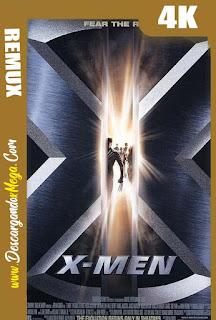 X-Men (2000) BDREMUX 4K UHD [HDR] Latino-Ingles