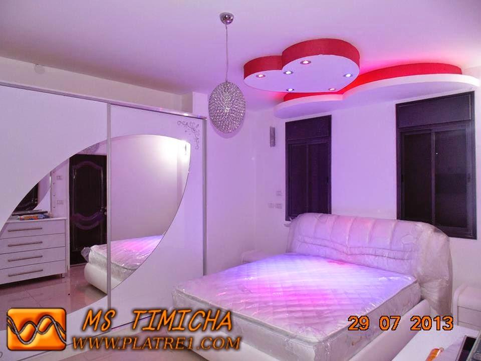 Faux Plafond Chambre Coucher