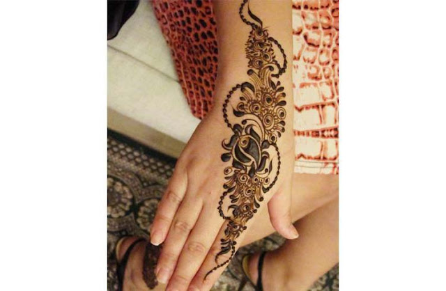 Fancy Mehndi Designs