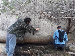 Pesquisas arqueológicas avançam em Baraúna, Seridó do Estado