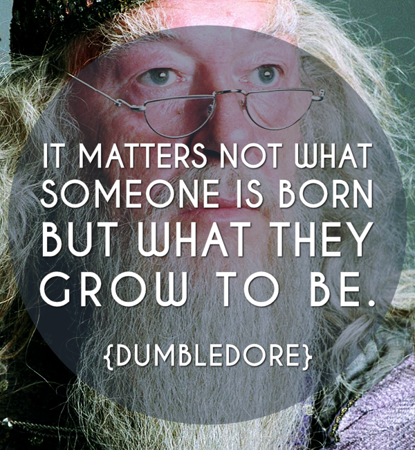 Inspirational Quotes Dumbledore