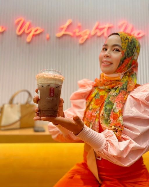 Gong cha Mid Valley