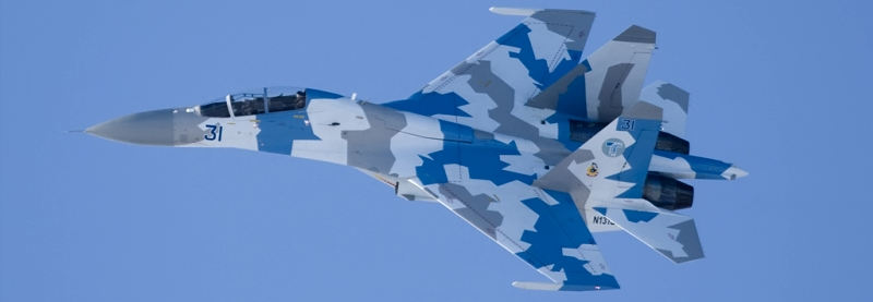 Укрспецекспорт поставив ВПС США запчастини до Су-27