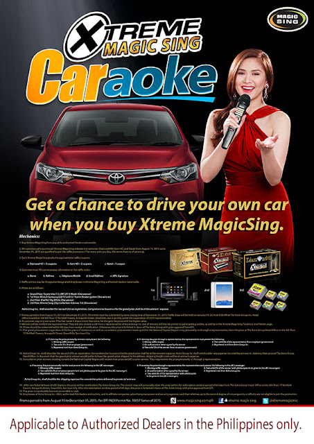 A brand New Car can be Yours!