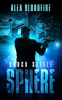 Brock Steele Sphere by Alex Bloodfire - book promotion companies