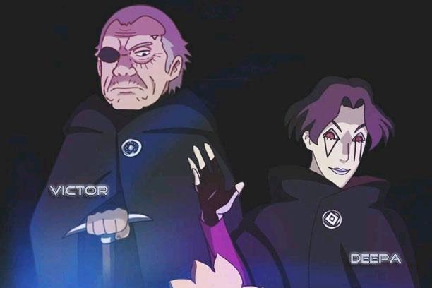 Deepa Karakter Baru di Anime Boruto
