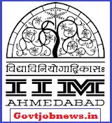IIM Institute of Ahmedabad Various Post Notification 2019-20