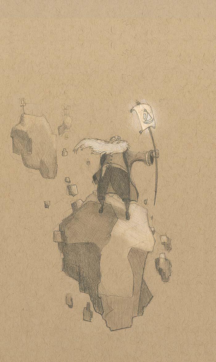 Ilustración de Juan Acero