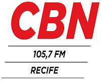 Rádio CBN FM - Recife/PE
