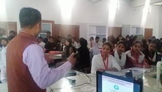 Jaunpur : ग्लोबल वार्मिंग को वैज्ञानिक ढंग से समझें : डॉ. सुधीर